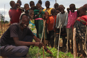 We've helped farmers in 15,000 Ugandan villages