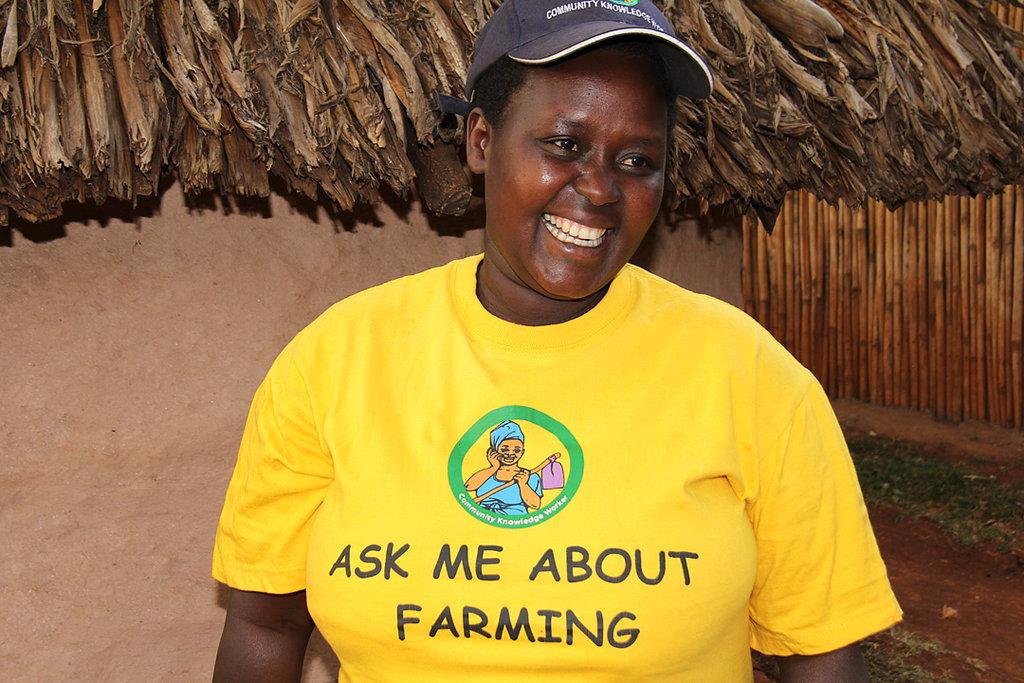 Community Knowledge Worker (CKW) initiative