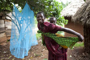 Buy a Net; Help PSI Protect Children From Malaria
