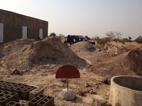 OBARAR dormitory, Kedougou, Senegal