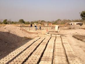 Lots of bricks!