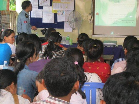 Traffic Law Workshop