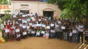 Graduation and Certificate  Party