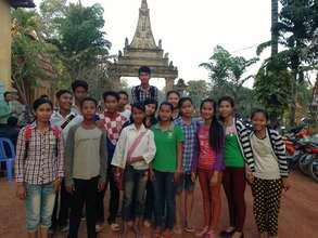 3rd Life Skill Students