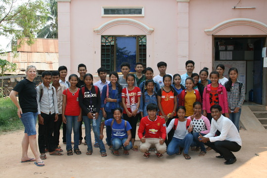 4th generation of life skill students