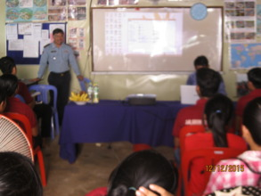 Traffic Police Expert present in  a workshop