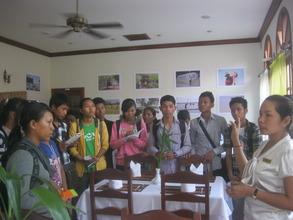 Life skill students visit Soria Moria hotel