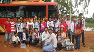 Final trip for Life Skill students