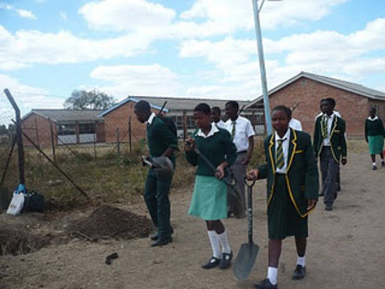 Train 320 Zimbabwean students on social innovation