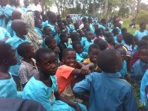 Many children!