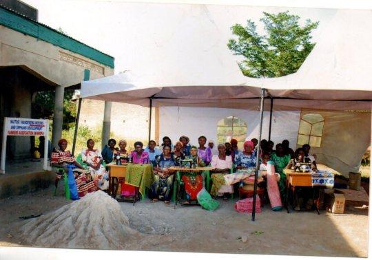 Bugiri Womens Group -  Muslim & Christian women