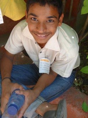 Devendra at the AIC Picnic