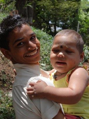 Devendra lending a helping hand