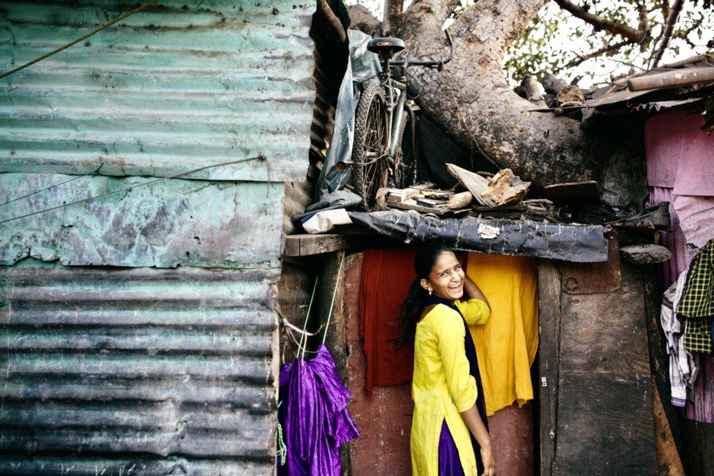 Education for 100 street children in India