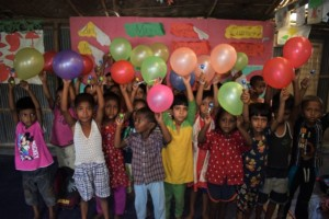 Chittagong preschool party