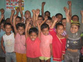 Joy at Rangpur Preschool