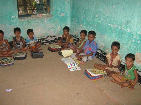 Syedpur Preschoolers