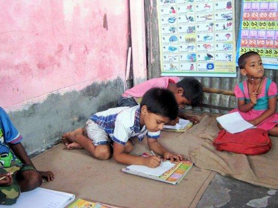 Mahfuz, all focused on studies