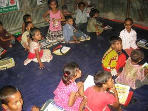 Chittagong preschool kids