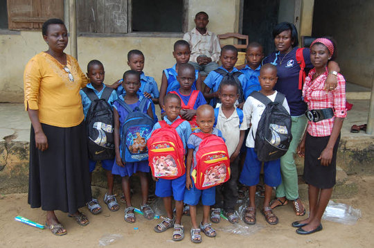 Support 100 orphans in Nigeria