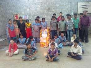 Celebration of Gandhi Jayanthi