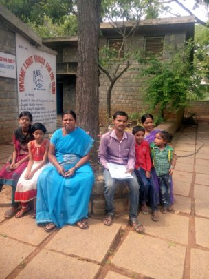 Parents training and counselling programme