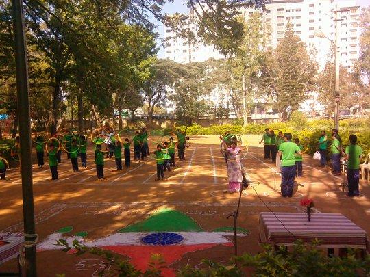 Celebration of Republic Day
