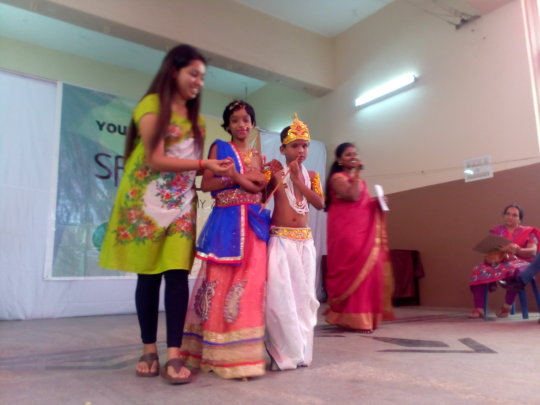 Cultural competition