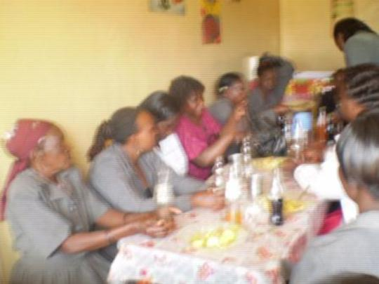 COMMITTEE OF WOMEN COMMUNITY MOBILISERS