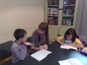 English tutoring lessons