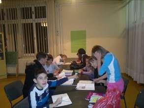 afterschool class