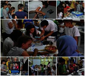 robotics and programming workshop