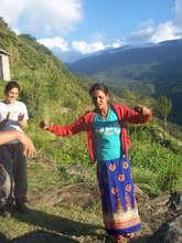 Nepali Woman