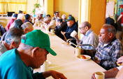 Improve Mexican Communities by feeding 500 people