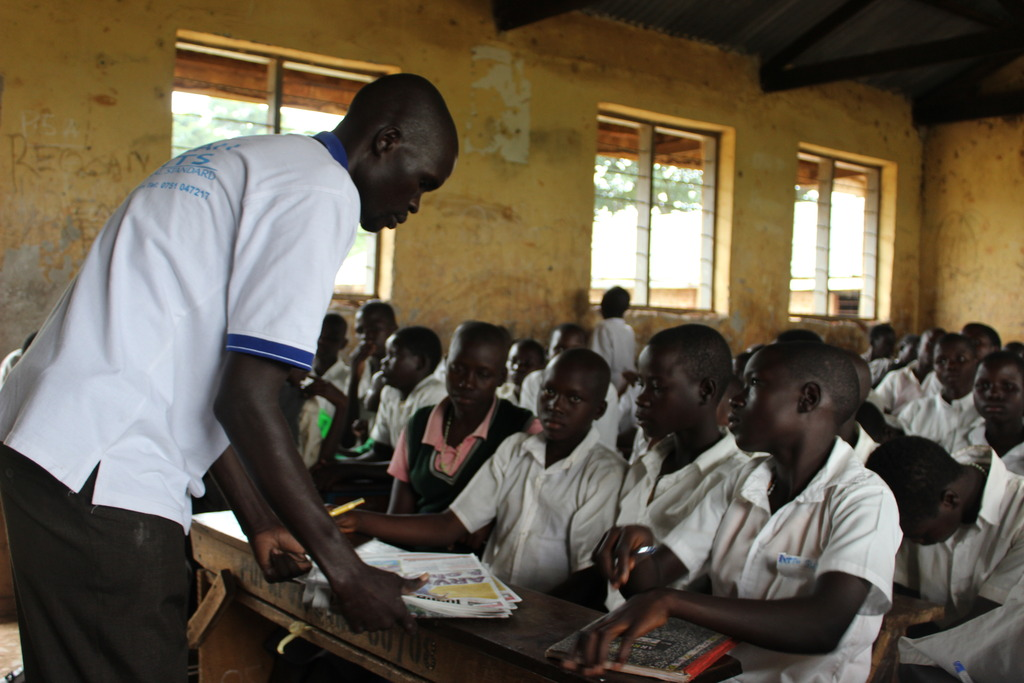 ASRH Outreach to Schools