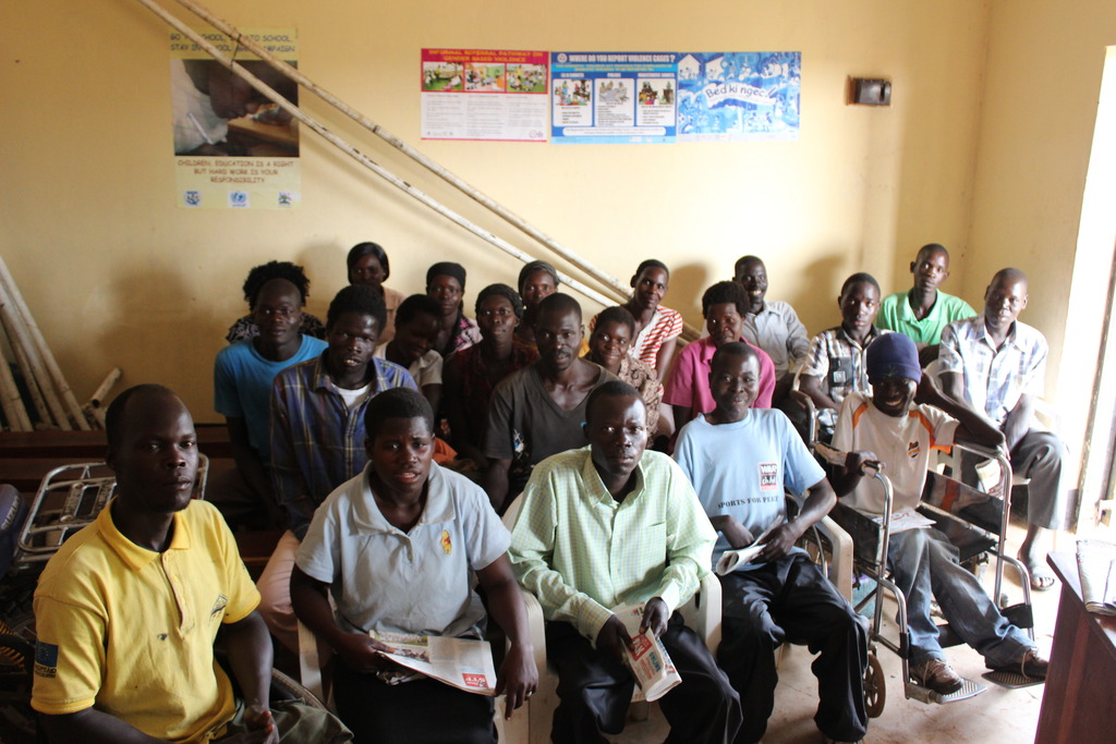 Outreach to Persons with Disabilities