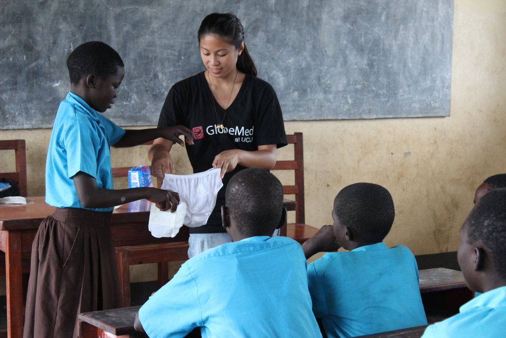 Photos From Sexual Health Outreach To 1000 Youth In Uganda -3922