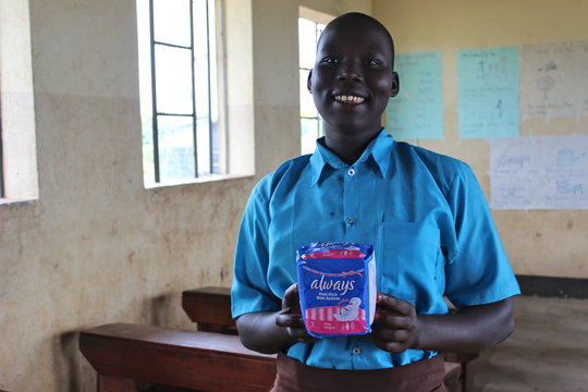 Sanitary Pad Beneficiary