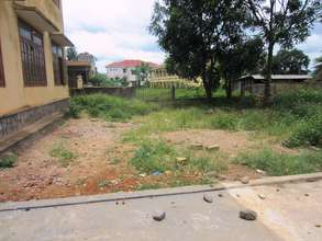 site of future Khe Sanh Primary School Library