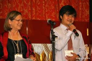 Marcia Selva & Tam Nguyen of GCSF