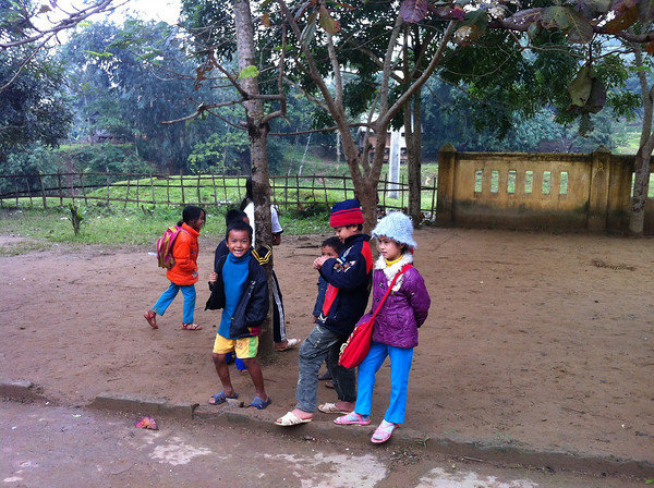 Build a Library for Children near Khe Sanh