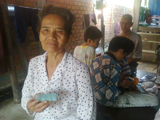 Help 250 Cambodian Diabetics from the city-slums
