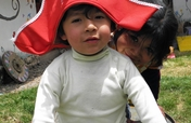 Educate a child, Empower a mother in rural Peru