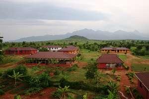 The Sega Girls School Campus
