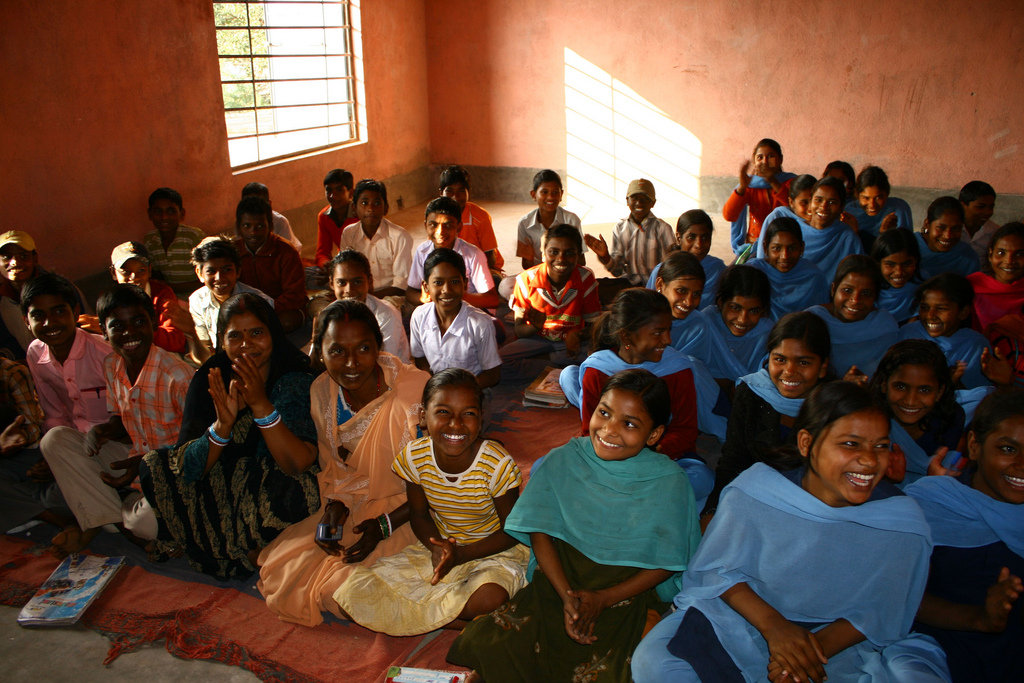 Deworm for health and education in Bihar, India