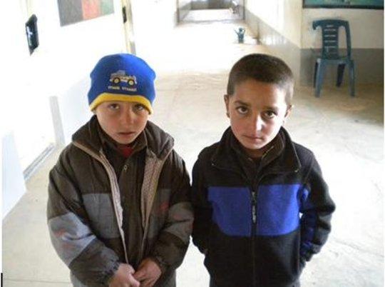 Little Orphan Boys
