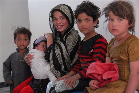 Provide Medical Care to Street Children in Kabul