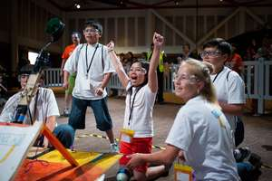 Provide hands-on learning to underserved students