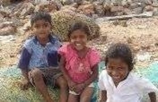 Childcare Services for Tsunami affected Children