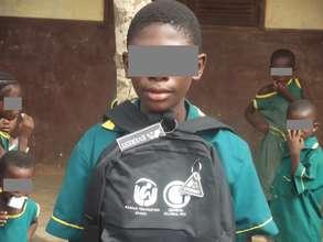Ex-Child slave enrolled into Basic Education